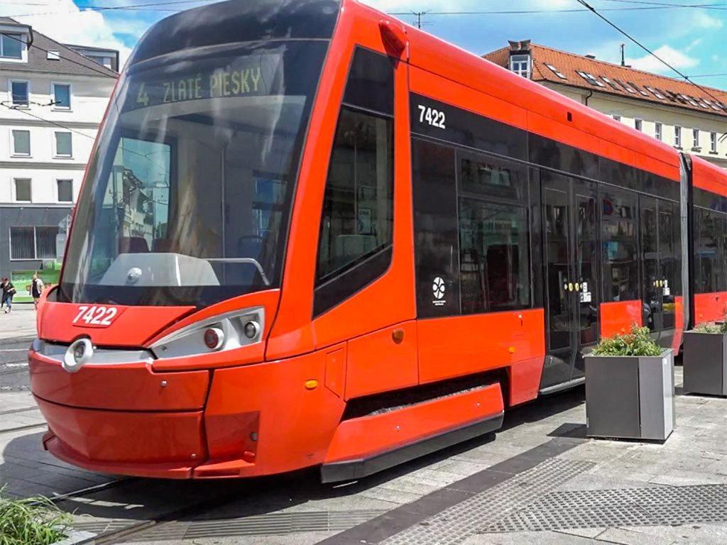 Use public transport to do bratislava on a budget
