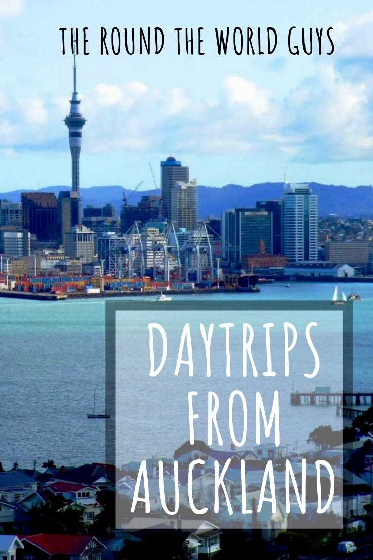 Auckland is an amazing city by itself. But if you want to get out of the city, there's a lot to do. Here are several day trips from Auckland to consider.  Cost to coast walkway, sailing, Hobbiton, Mount Victoria, Piha beach, and so much more! Plus, great excursions to Rotorua!