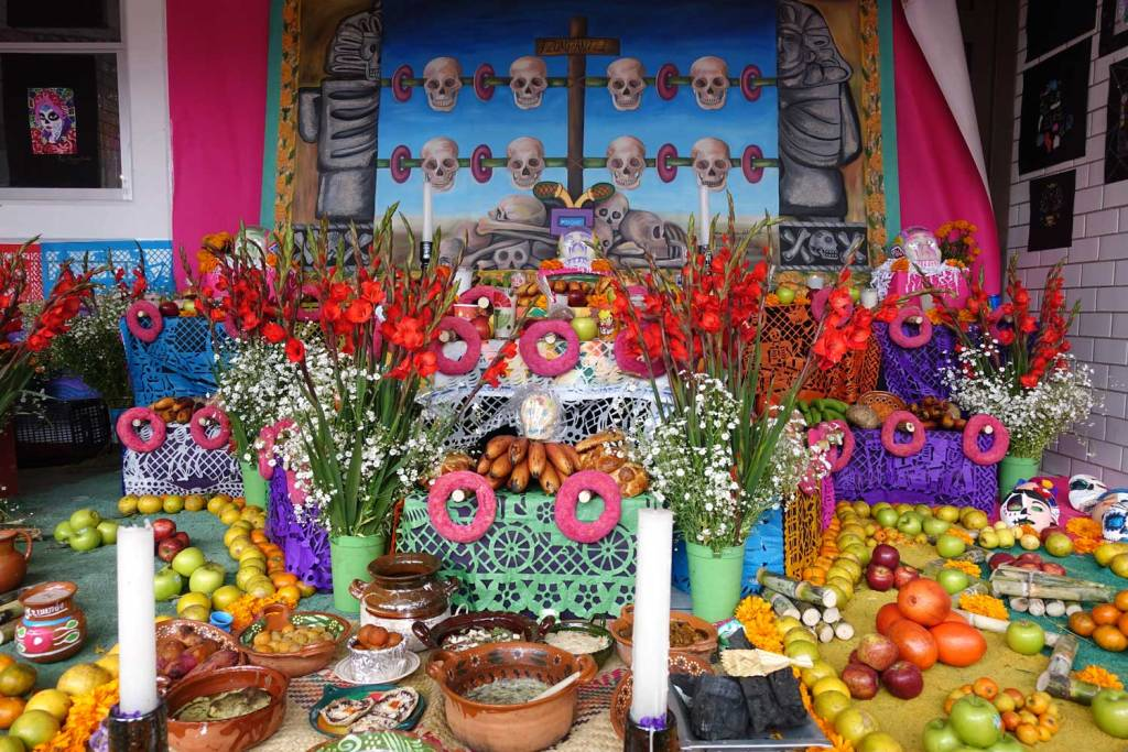 Day of the Dead Altars in Mexico City: The Best Ofrendas in CDMX