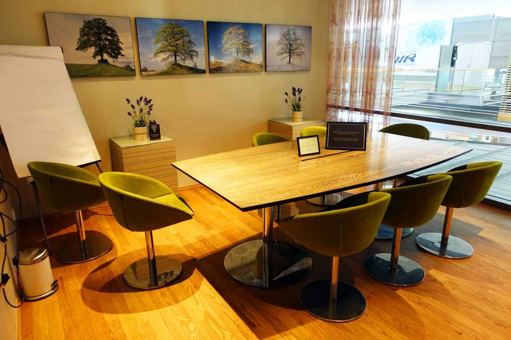 The OSL Lounge conference room,
