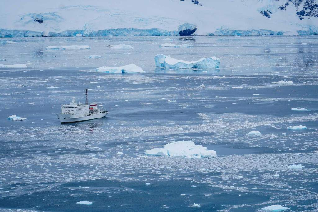 Akademik Ioffe from One Ocean Expeditions