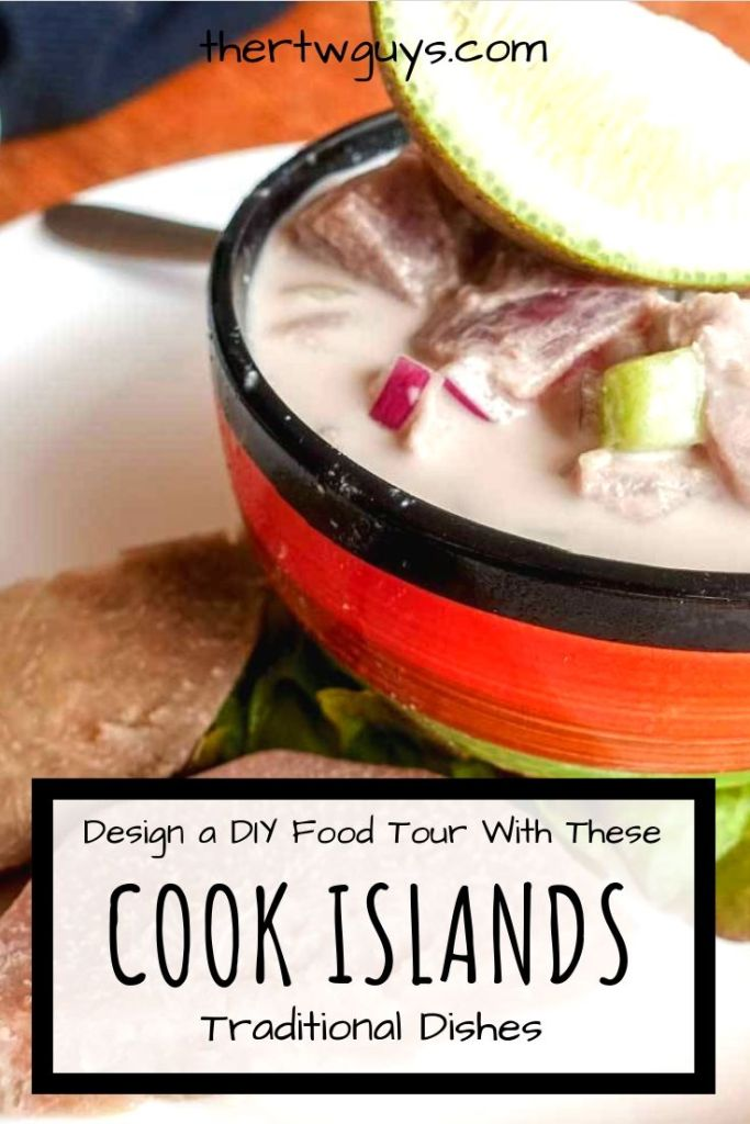 cook islands food pinterest