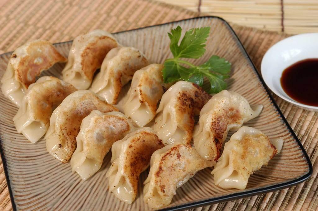 Gyoza Dumplings. Image by Ben Ko from Pixabay.