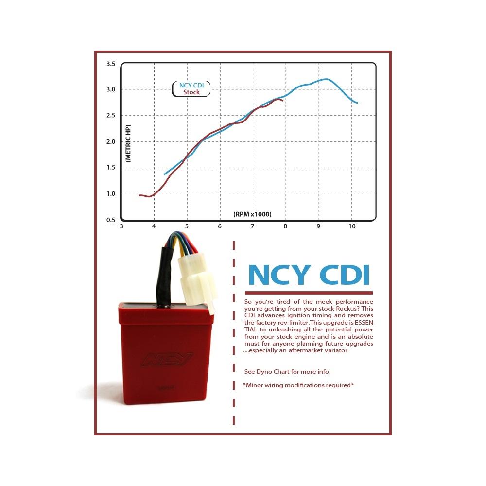 hight resolution of ncy performance cdi honda ruckus