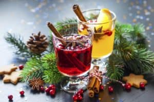 christmas drinks