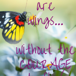 Word Of The Year – COURAGE!