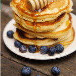 Melt In Your Mouth Pancakes!
