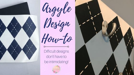 Easy Argyle Design DIY