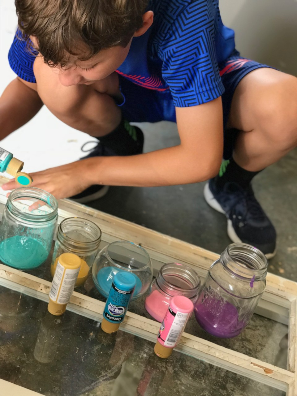 Whimsical Window Kids help