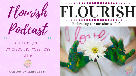 Announcing The New Podcast – Flourish