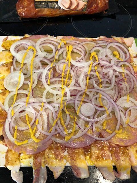 Cuban Pork Tenderloin Rollup