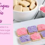 Petite Sweet Sugar Cookie Bites