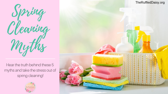 Spring Cleaning Myths