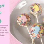 Easy Unicorn Oreo Pops