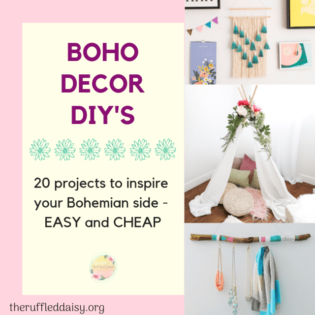 Boho Decor Ideas