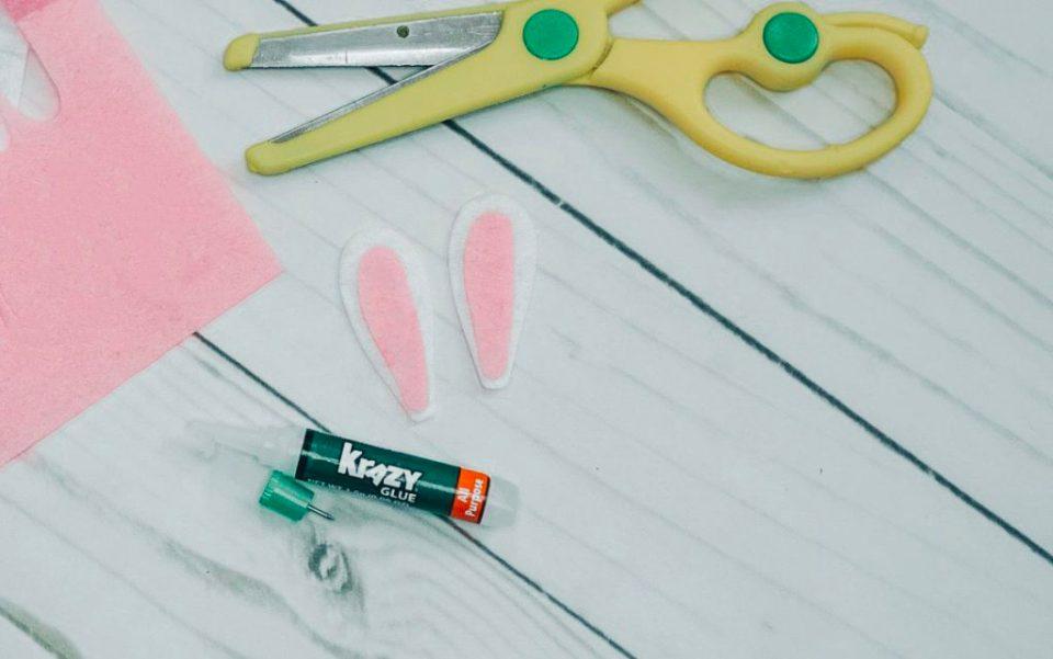 Easter Bunny Mason Jar