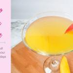 Mango Vodka Breeze Adult Beverage