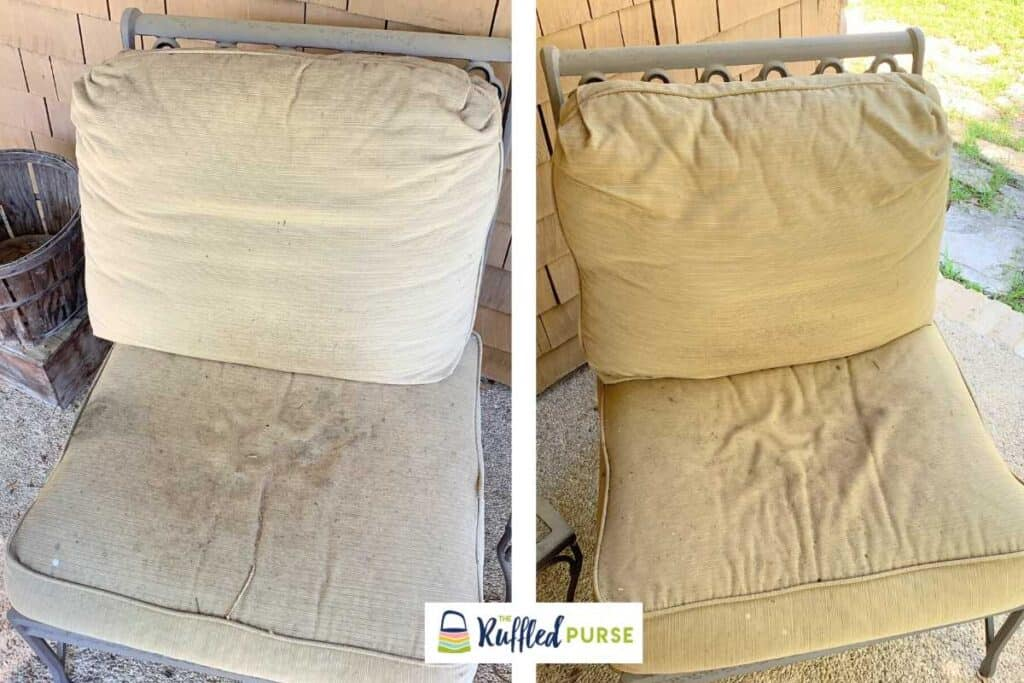 how to make cushion covers for outdoor