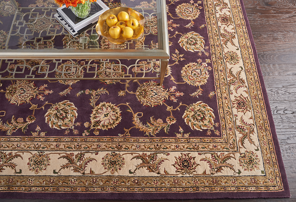 Nourison 2000 Collection wool area rug, Product no. 2022_LAV