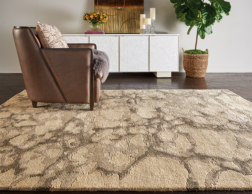 Tahoe Collection wool area rug by Nourison, Product No. TAHMO_MTA01