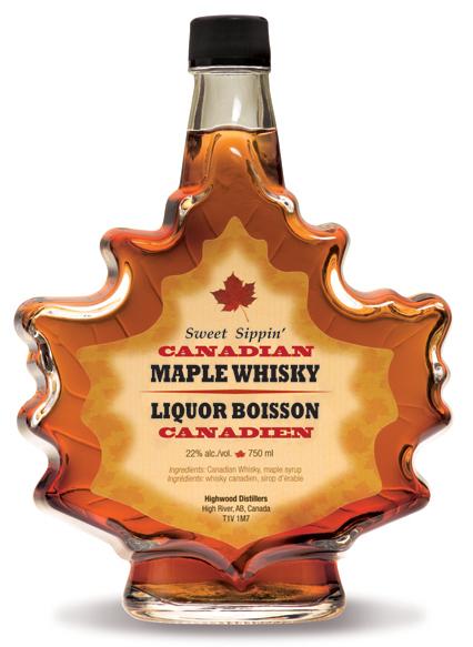 Highwood maple Whisky  The Rum Howler Blog