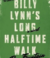 billy lynn's long halftime walk, ben fountain