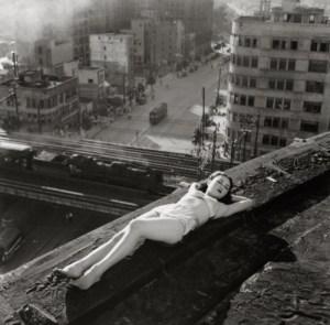 hayashi tadahiko dancer on the rooftop