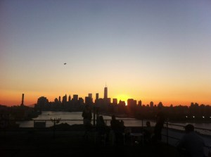 Attenberg_New York Sunset