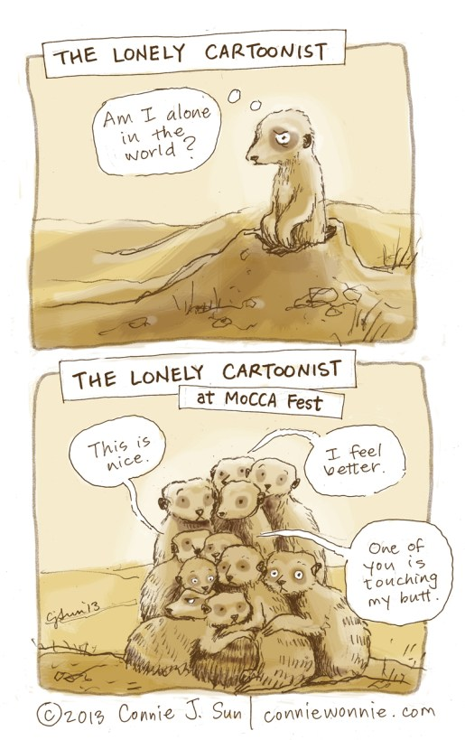 19 drawing lonely meerkat w800