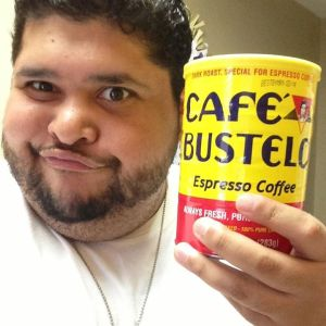 Rich Villar Cafe Bustelo