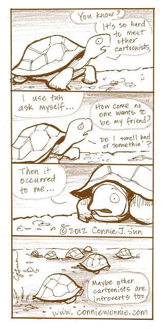 drawing turtle cartoonist w800