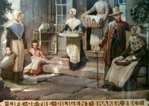 Life of The Diligent Shaker Sect
