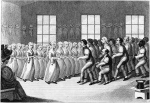 Shakers During Worship