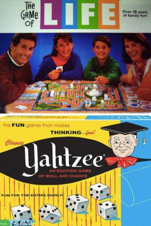 Life-Yahtzee