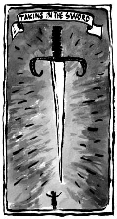 Taking in the Sword 1