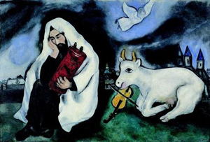 Solitude Marc Chagall