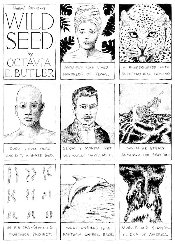 wild seed octavia butler pdf