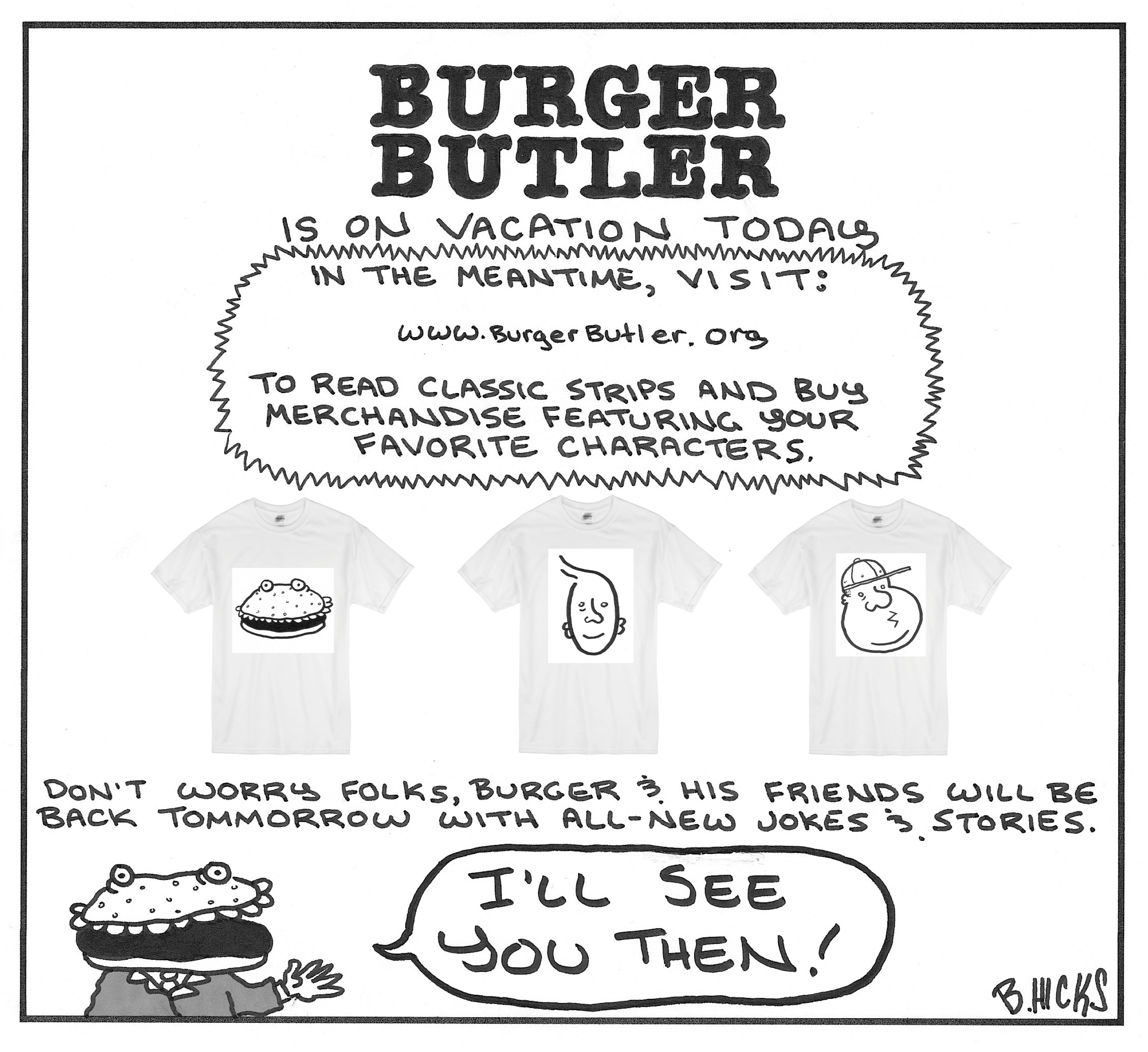 burger butler the complete series w commentary the rumpus net