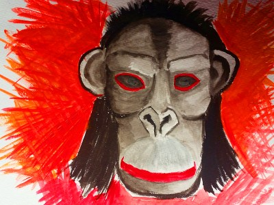 Monkey-Fiction 1