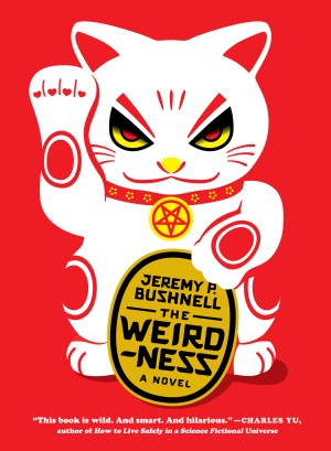 the-weirdness-cover