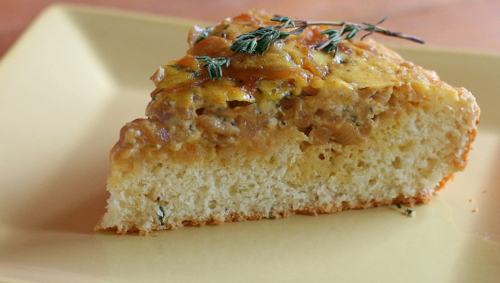 VIdalia Onion Shortcake