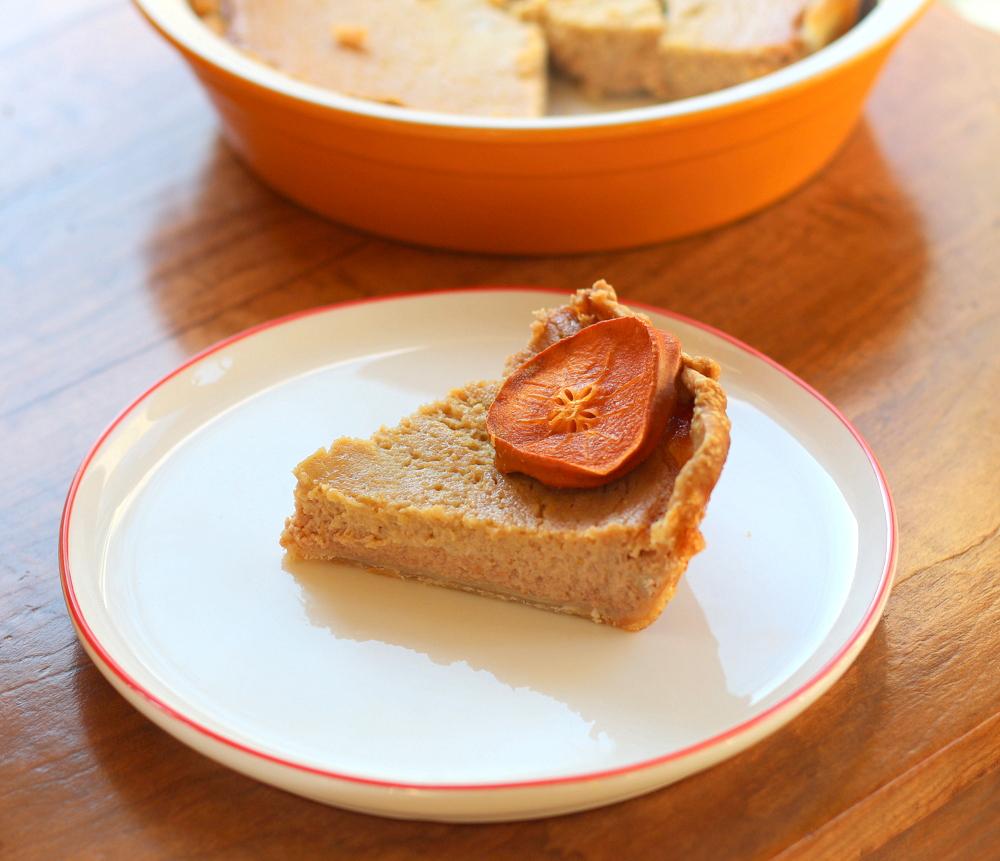 Persimmon Pie