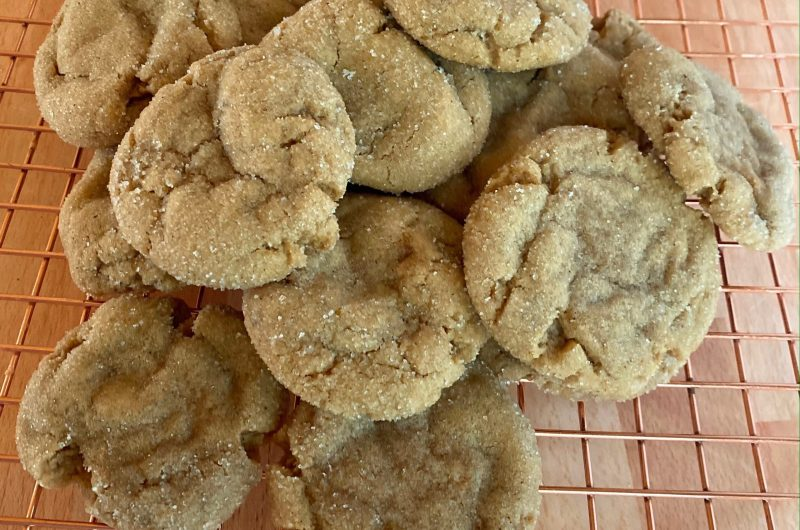 Chewy Chai Crinkles