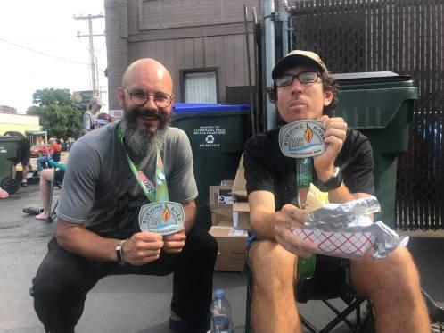 BTR Family - Burning River 100 Ultramarathon 2018