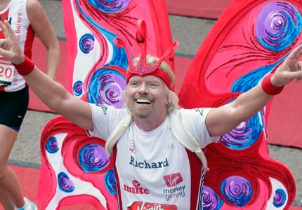 Richard Branson Charity