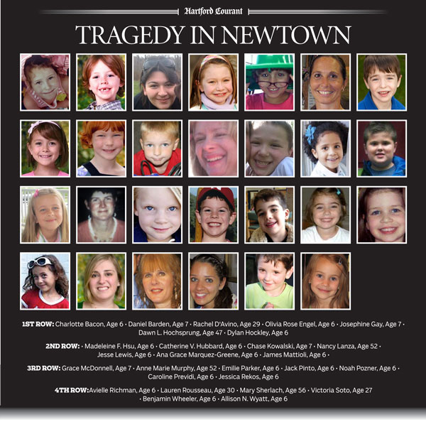 Newtown in Memory