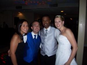 Shaun and Sarah Wedding