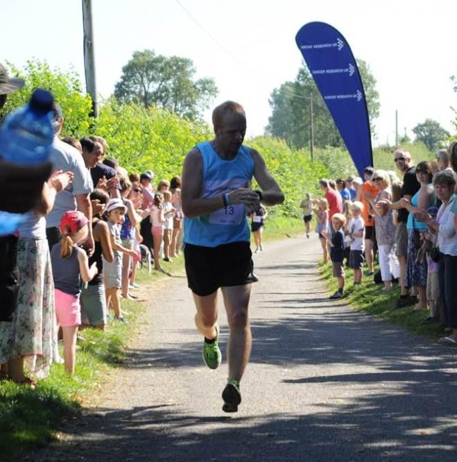 Kirk Finish Line