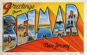 Greetings From Belmar