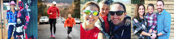 kara family 2016 Kara Goucher: El viaje continúa